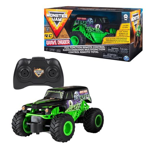RC Monster Buggy Grave Digger 1:24 2,4GHz